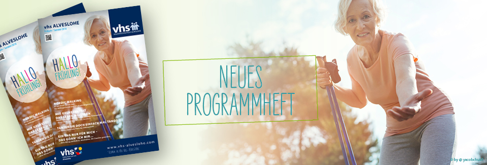 Neues Programmheft